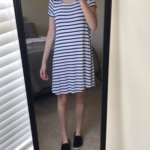 Dresses & Skirts - Love and Fire striped dress. Size S